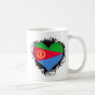 Taza De Café Amor Eritrea del vintage I