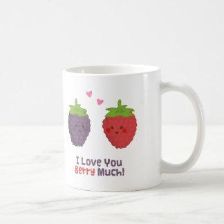 Taza De Café Amor lindo usted baya mucho humor del retruécano