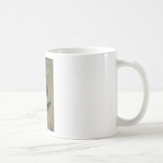 Taza De Café Ángel con la arpa