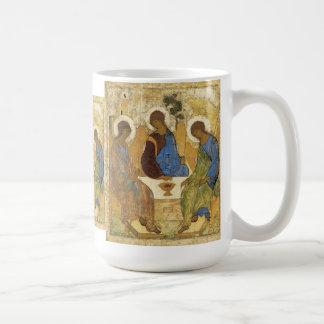 Taza De Café Ángeles en la trinidad de Mamre
