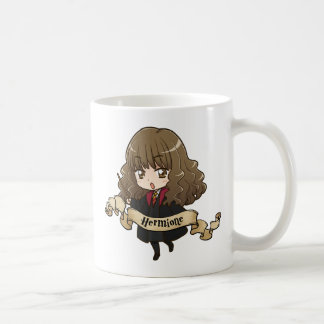 Taza De Café Animado Hermione Granger