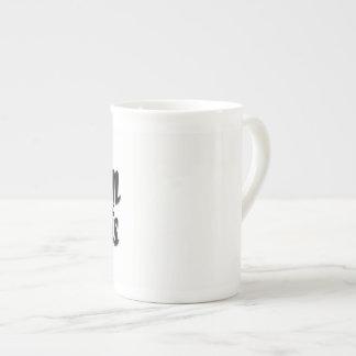Taza de café anónima de Bruxism