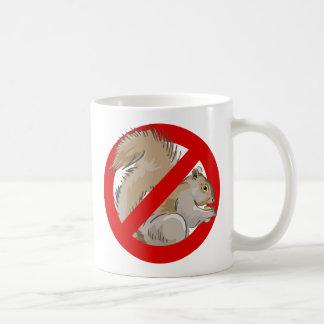 Taza De Café Anti-Ardilla