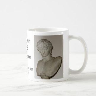 Taza De Café Antinous, Hadrian, HadrianandAntinous, lov