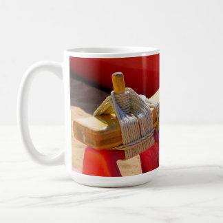 Taza De Café Aparejo de la canoa