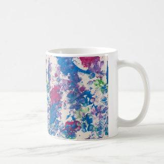 Taza De Café Apenas para el trabajo de arte de Gina de Baxter,