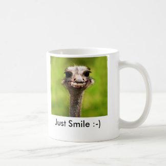 Taza De Café Apenas sonrisa:-)