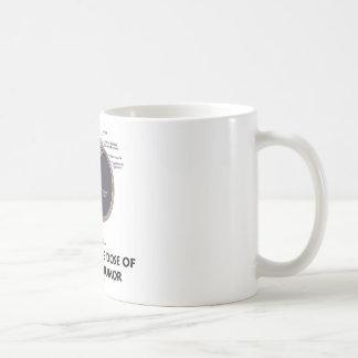 Taza De Café Apenas una dosis doble del humor vítreo (anatomía