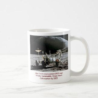 Taza De Café Apolo 15 Rover lunar - colonia 2022 de la luna