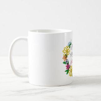 Taza De Café ¡apoye a su cuadrilla local del chica!