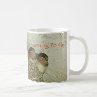 Taza De Café Aprendizaje volar