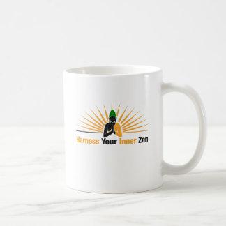 Taza De Café Aproveche su zen interno