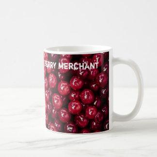 Taza De Café Arándanos