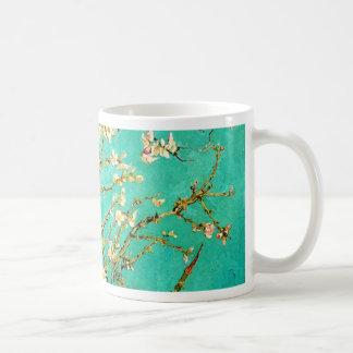 Taza De Café Árbol de almendra floreciente de Vincent van Gogh