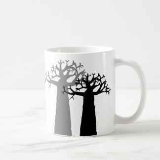 Taza De Café Árbol del baobab