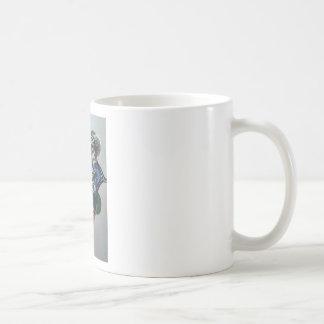 Taza De Café Árbol que brilla intensamente de la vida