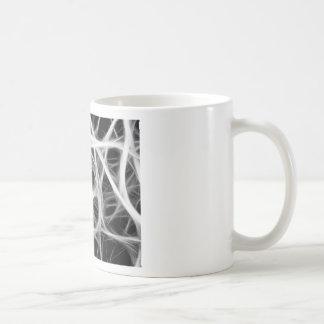 Taza De Café armadura del alambre