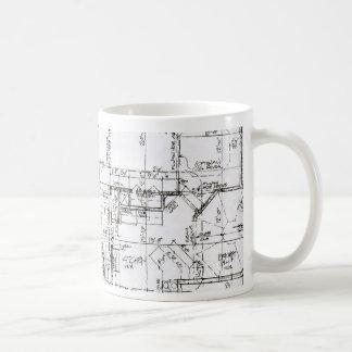 Taza De Café ¡Arquitectos todo!