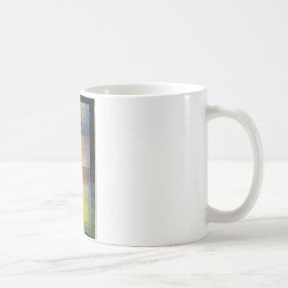 Taza De Café Arquitectura del llano de Paul Klee