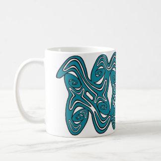 Taza De Café Arte abstracto
