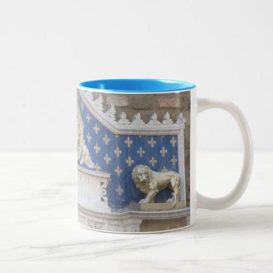 Taza de café--Arte de Uffizi