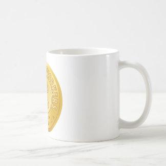 Taza De Café Artículos corrientes del LOGOTIPO de TWU