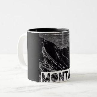 taza de café artsy del montauk