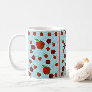 Taza De Café asalta manzanas