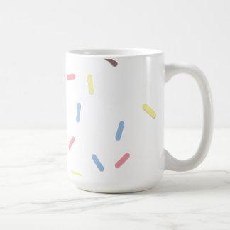 Taza De Café Asperje del azúcar