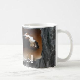 Taza De Café ¡Atención!