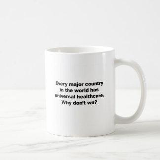 Taza De Café Atención sanitaria universal
