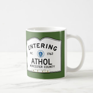 Taza De Café Athol que entra