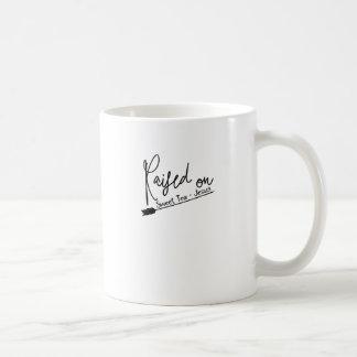 Taza De Café Aumentado en té y Jesús dulces
