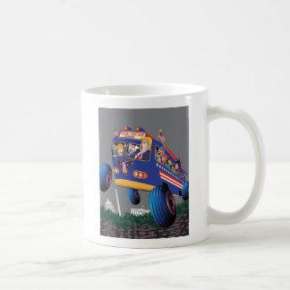 Taza De Café Autobús del triunfo