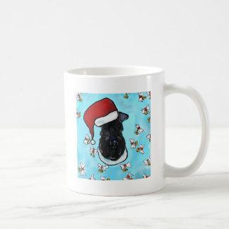 Taza De Café Azul de Kerry Terrier