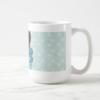 Taza De Café B está para el border collie