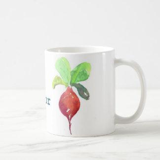 Taza De Café B está para la remolacha