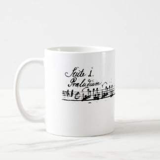 Taza De Café Bach's Cello Suite