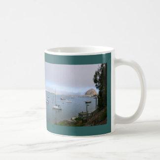 Taza De Café Bahía de Morro para la oficina