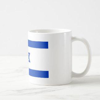 Taza De Café ¡Bajo costo! Bandera de Israel