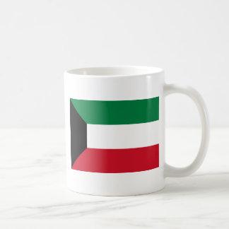 Taza De Café ¡Bajo costo! Bandera de Kuwait