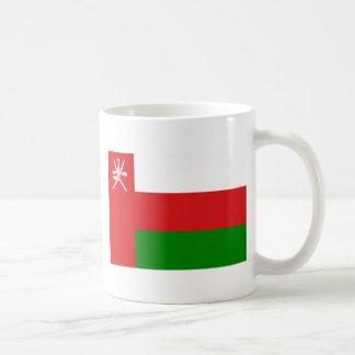 Taza De Café ¡Bajo costo! Bandera de Omán