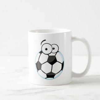 Taza De Café Balón de fútbol de Sammy