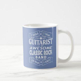 Taza De Café Banda de rock clásica impresionante del