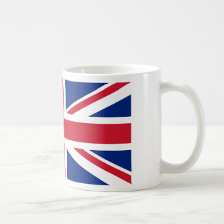 """Taza De Café Bandera BRITÁNICA """"Union Jack """" de Reino Unido del"""