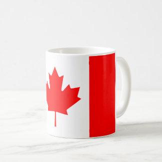 Taza De Café Bandera canadiense