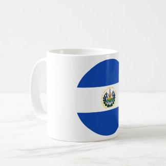 Taza De Café Bandera de El Salvador