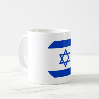 Taza De Café Bandera de Israel