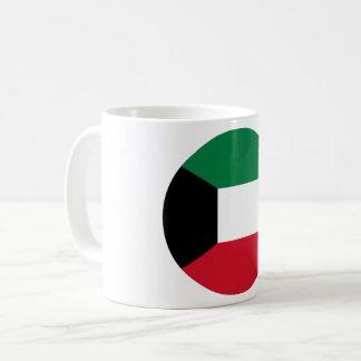 Taza De Café Bandera de Kuwait