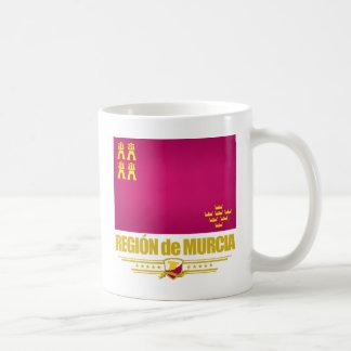 Taza De Café Bandera de Murcia